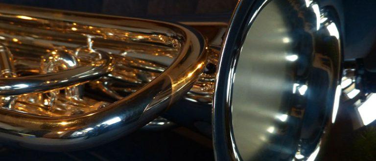 Euphonium noch nie gespielt