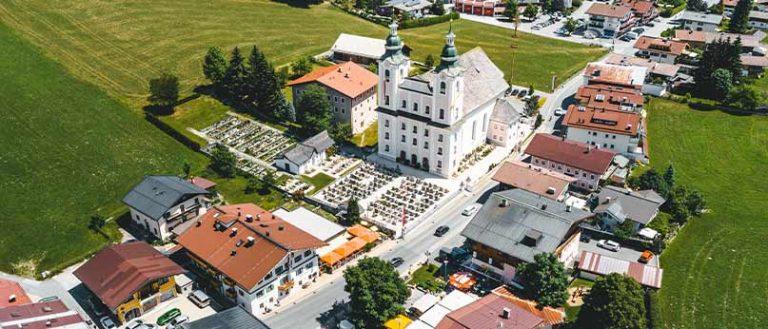 Dorfplatz Brixen