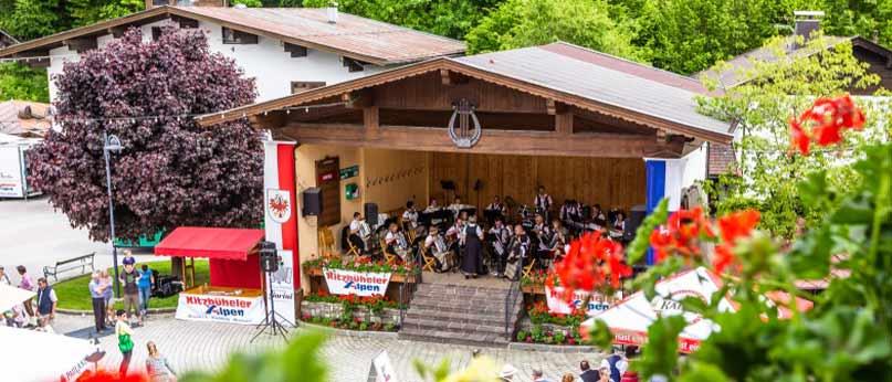 Dorfplatz Kirchberg