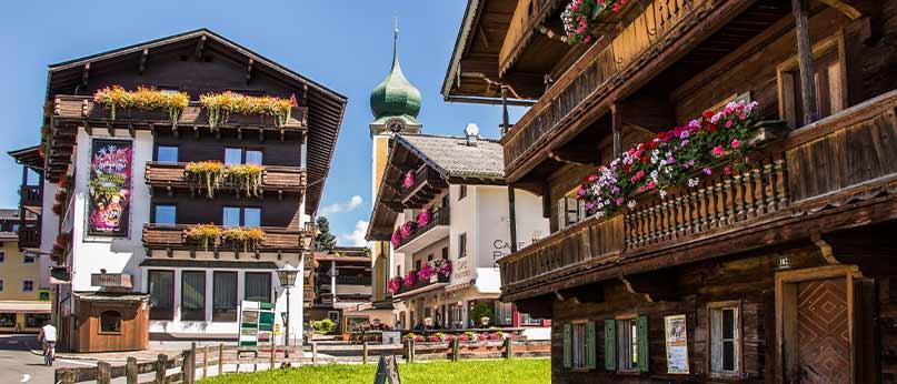 Dorfplatz Westendorf