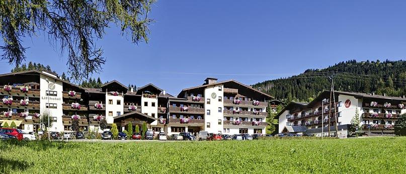 Kirchberg: Lifthotel