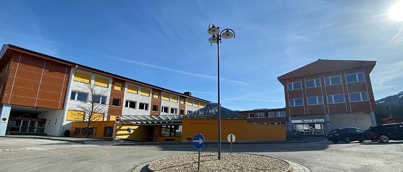 Kirchberg: Neue Mittelschule & Volksschule