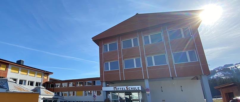 Kirchberg: Neue Mittelschule