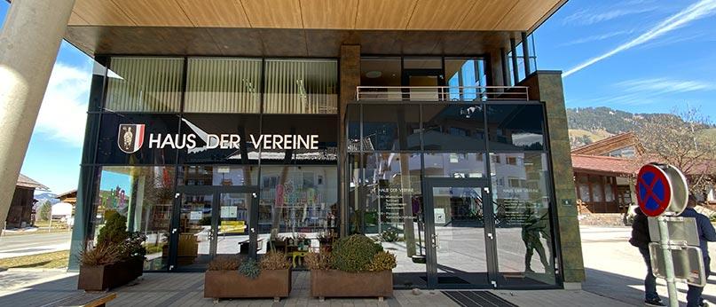 Westendorf: Haus der Vereine
