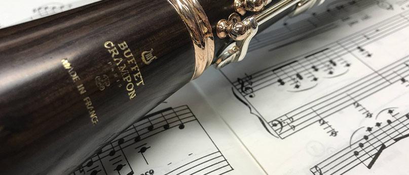 Probespiel Klarinette 2