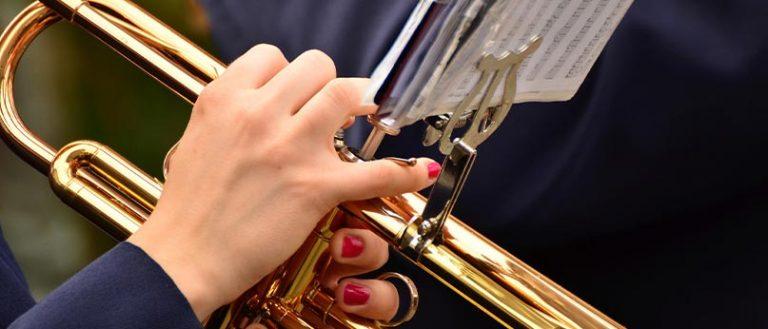 Üben mit Plan Trompete