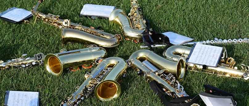 Üben mit Plan Saxophon